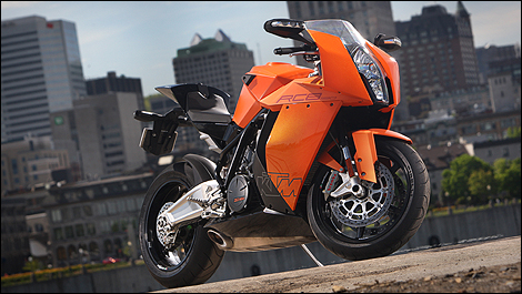 2009 ktm 1190 rc8 review