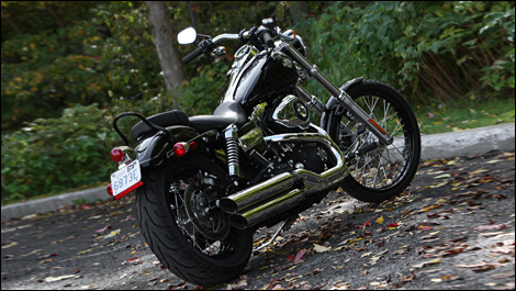 2010 Harley-Davidson Dyna Wide Glide Review