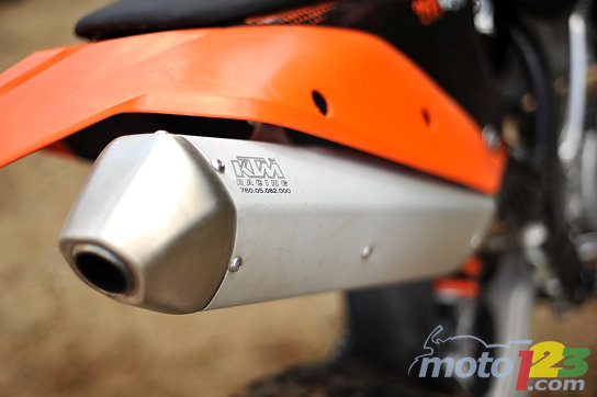 Ktm Dealers Ontario >> Photos - 2009 KTM 250 XCF-W Review