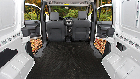 2010 Ford Transit Connect XLT Review