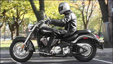 2010 Kawasaki Vulcan 900 Classic Review