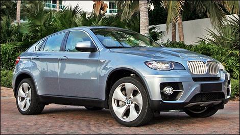 2010 BMW X6 ActiveHybrid First Impressions