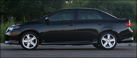 2010 toyota corolla xrs review. Black Bedroom Furniture Sets. Home Design Ideas