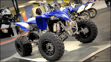 2010 Yamaha YFZ 450X Preview