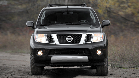 nissan pathfinder le 2009 essai routier. Black Bedroom Furniture Sets. Home Design Ideas