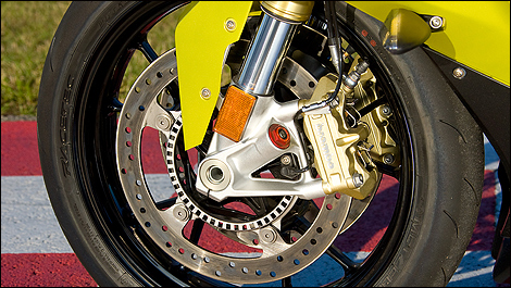 BMW S1000RR and its electronics - How it all works (together!)