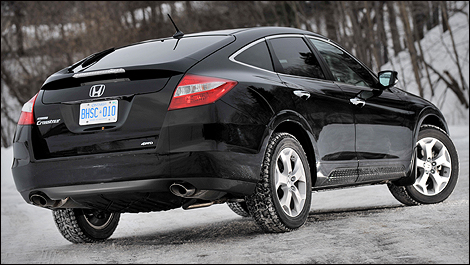 2010 honda accord crosstour ex l v6 navi review. Black Bedroom Furniture Sets. Home Design Ideas