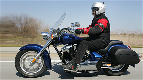 2010 Honda Vt1300 Fury Sabre Stateline And Interstate Review