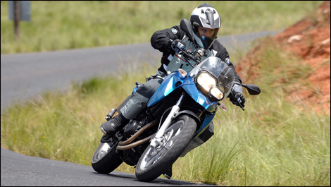 2010 Bmw F650gs Review