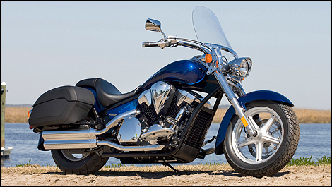 2010 Honda VT1300CT Interstate Long-Term Review