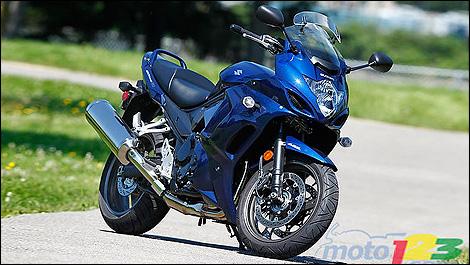 2010 Suzuki GSX1250FA ABS Review