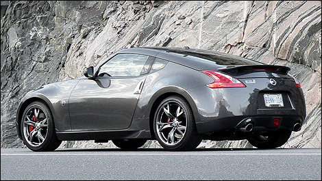 2010 nissan 370z 40th anniversary edition review video. Black Bedroom Furniture Sets. Home Design Ideas