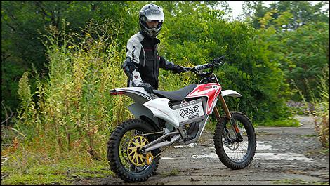 2010 Zero MX Review