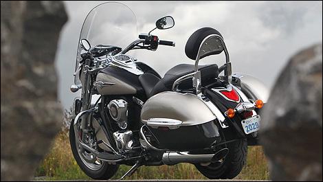 2010 Kawasaki 1700 Nomad Review