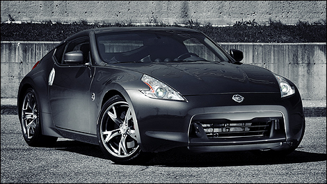 2010 nissan 370z 40th anniversary review. Black Bedroom Furniture Sets. Home Design Ideas