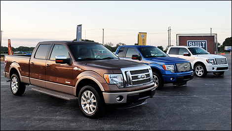 2011 ford f 150 ecoboost first impressions. Black Bedroom Furniture Sets. Home Design Ideas