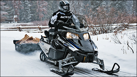 Мануал Arctic Cat Bearcat 570 Xt - картинка 2