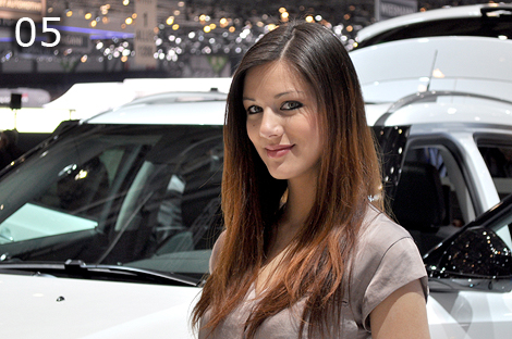 Boat Dealers Alberta >> Top 10 Most Beautiful Girls from the Geneva Motor Show