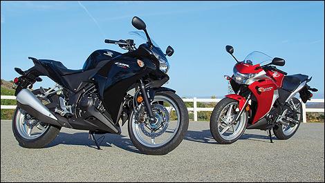 Honda Cbr250r 2011 Essai Sur Route Et Piste