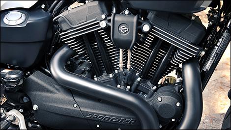 2011 Harley-Davidson XR1200X Review