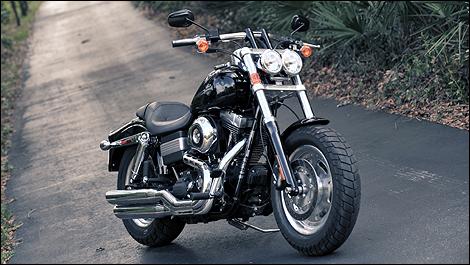 2011 Harley-Davidson Fat Bob Review