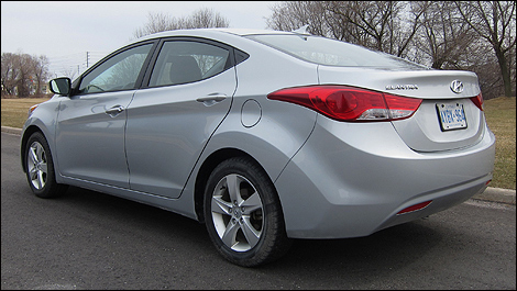 2011 Hyundai Elantra GLS Review