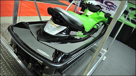 2011 Kawasaki Jet Ski Ultra 300X Preview