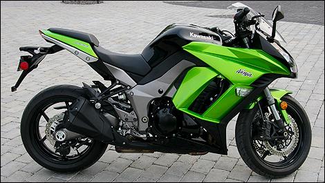 moto kawasaki ninja a vendre