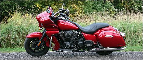 2011 Kawasaki Vulcan 1700 Vaquero Review