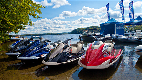 2012 yamaha waverunner first impressions for 2012 yamaha waverunner