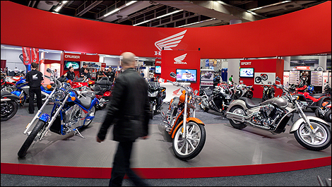 2012 Montreal Motorcycle Show