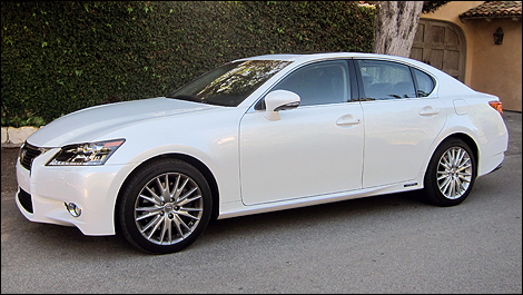 2013 lexus gs 350 first impressions. Black Bedroom Furniture Sets. Home Design Ideas