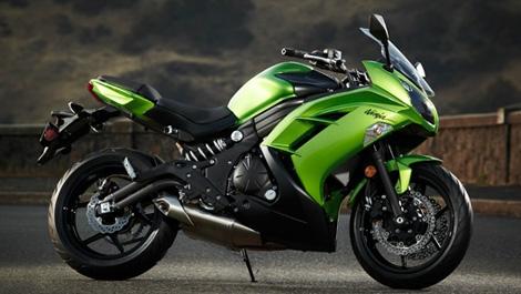 2012 Kawasaki Ninja 650 Preview