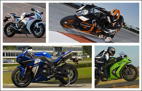 Motorcycle Buyer's Guide: 1,000cc superbikes
