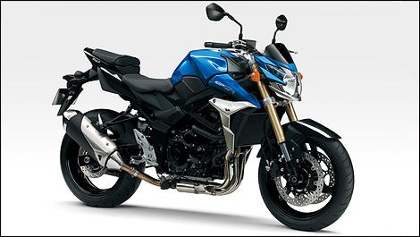 2012 Suzuki GSR 750: why not in Canada?