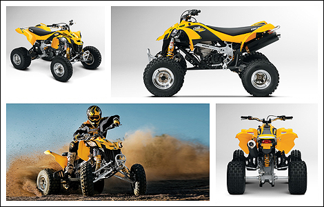 Can-Am DS 450 2012