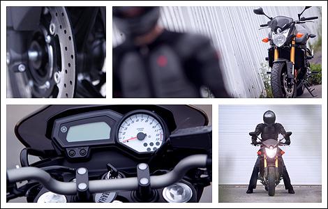 2012 Yamaha FZ8 Review