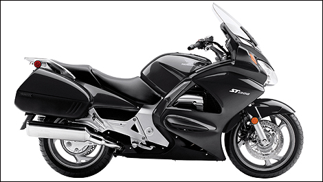 2012  Honda ST1300A right side view
