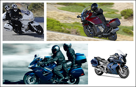 Motorcycle Buying Guide: the GTs