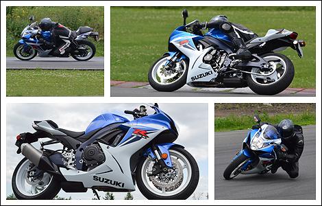 2012 Suzuki GSX-R600 Review