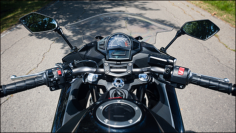 2012 Kawasaki Ninja 650 Review