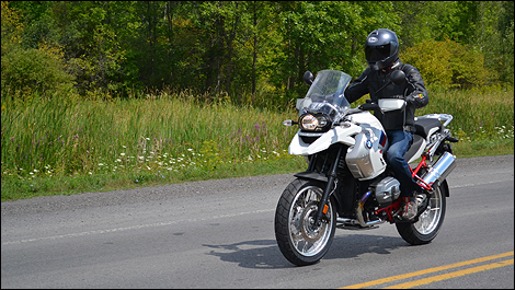 2012 Bmw R1200gs Rally Review