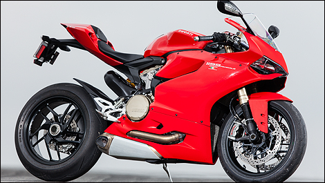 2012 Ducati 1199 Panigale Review