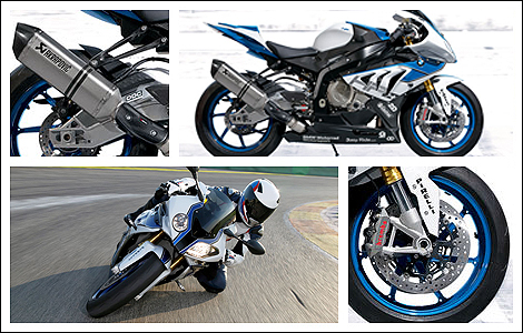 2013 BMW S1000RR HP4 Preview