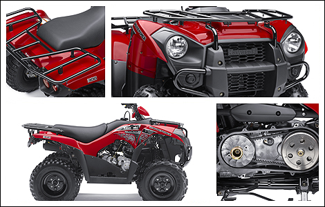 2013 kawasaki brute force 300 2x4 preview