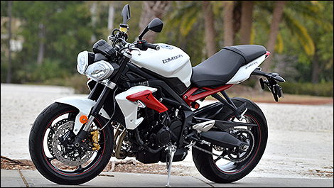 2013 triumph street triple r review. Black Bedroom Furniture Sets. Home Design Ideas