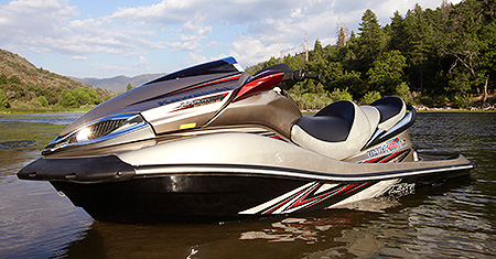 2013 Kawasaki Jet Ski Ultra 300LX Preview