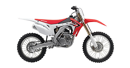 Honda presents 2014 CRF250R
