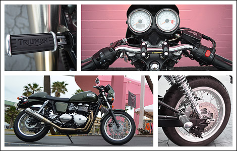 2013 Triumph Thruxton Review