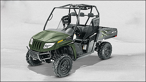 2014 Arctic Cat Prowler 500 HDX 3/4 view